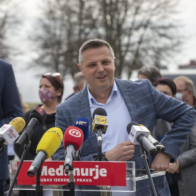 Peđa Grbin i Stjepan Kovač