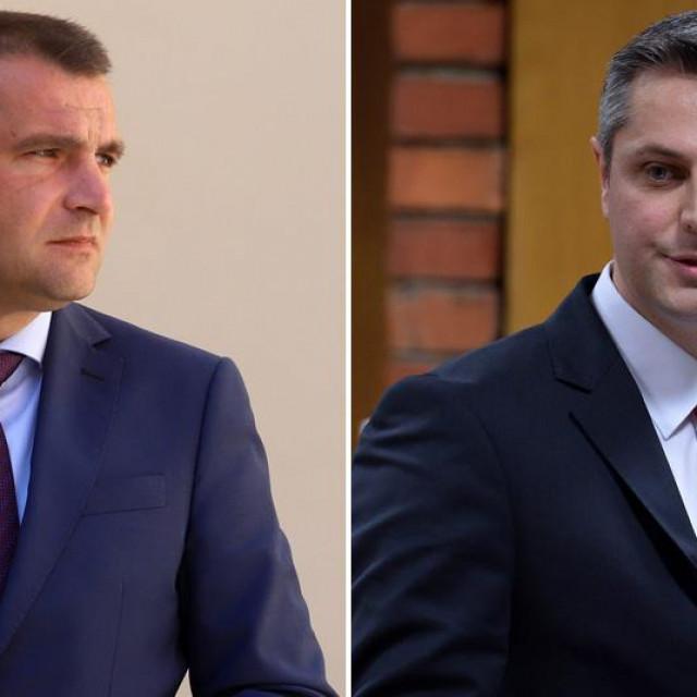 Matija Posavec i Stjepan Kovač