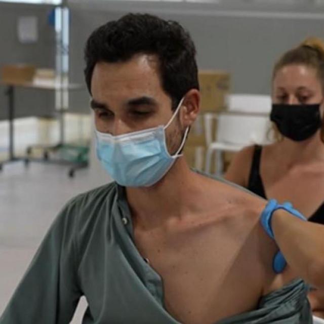Cijepljenje u Španjolskoj