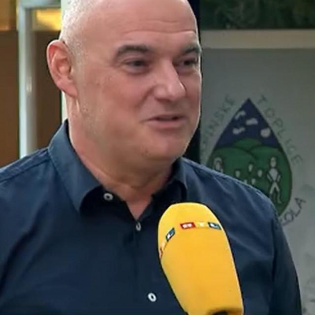 Samson Štribohar, ravnatelj OŠ Krapinske Toplice