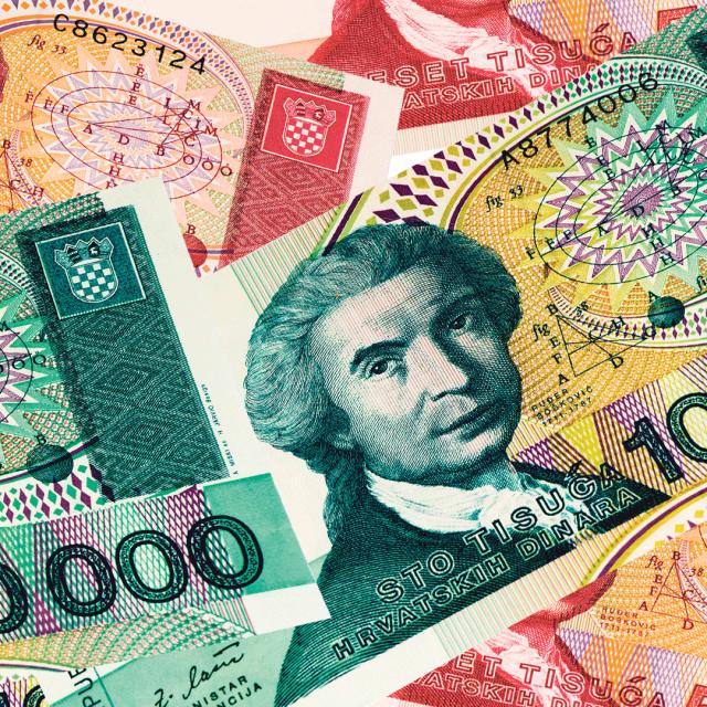 Inflacija u Hrvatskoj