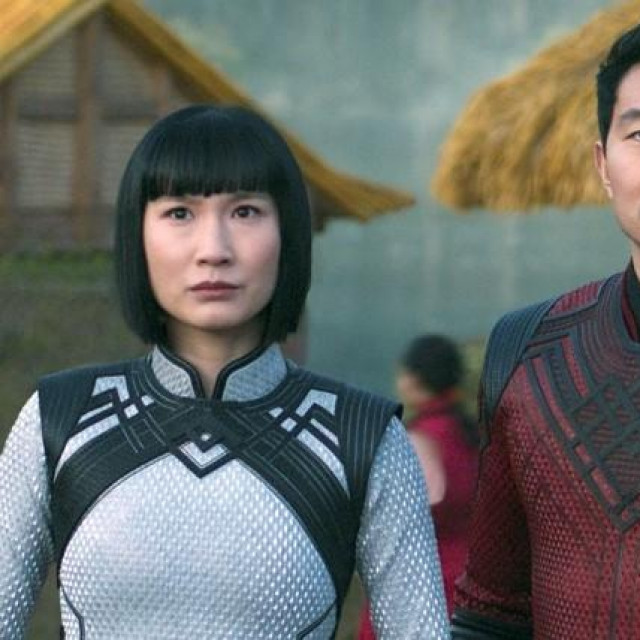 scena iz filma 'Shang-Chi and the Legend of the Ten Rings'