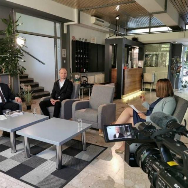 Debata na televiziji N1