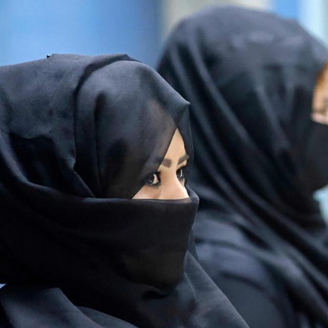 Afganistanske žene