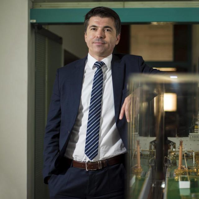 Mario Pavić, predsjednik Uprave Tankerske plovidbe