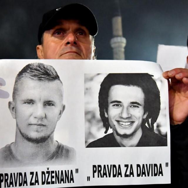 Prosvjed u Banja Luci