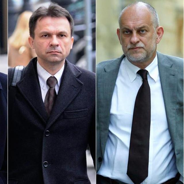 Damir Polančec, Zdravko Šestak, Darko Marinac, Srđan Mladinić