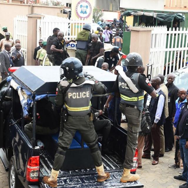 Zatvor u Nigeriji, Ilustrativna fotografija