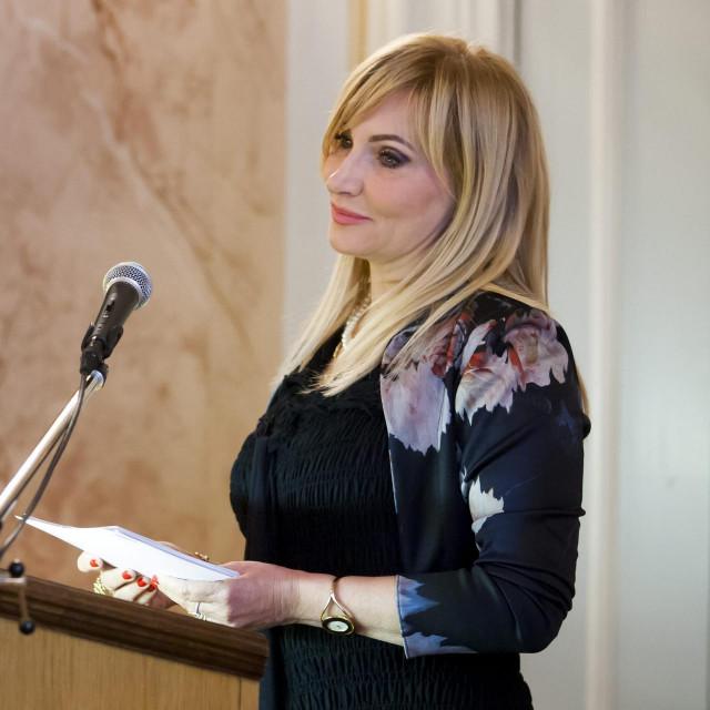 Gordana Buljan Flander, ravnateljica Poliklinike za zaštitu djece i mladih Grada Zagreba