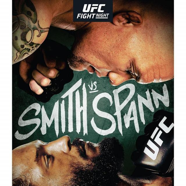 Anthony Smith vs. Ryan Spann
