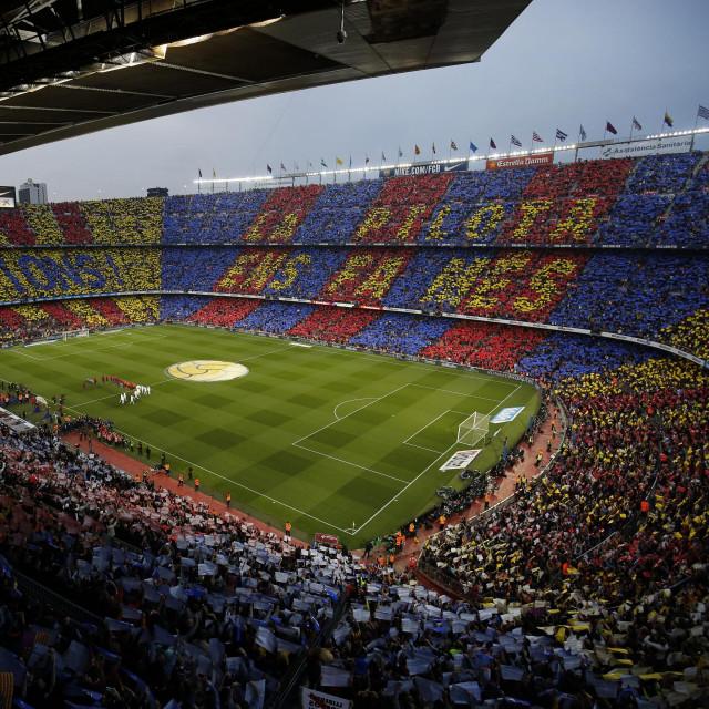 Camp Nou mogao bi dobiti novo ime