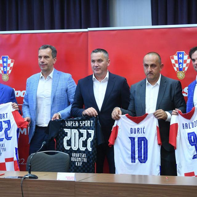 Ivica Blažićko, Tomislav Svetina, Marijan Kustić, Goran Đuric i Radim Haluza