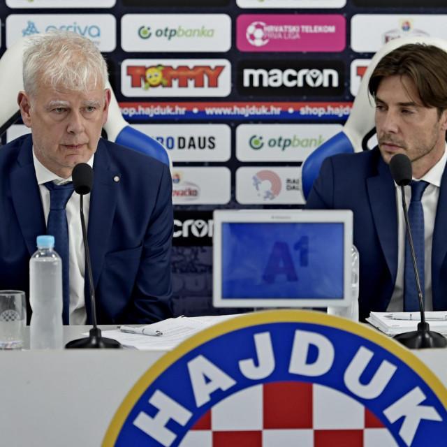 Marin Brbić i Saša Bjelanović