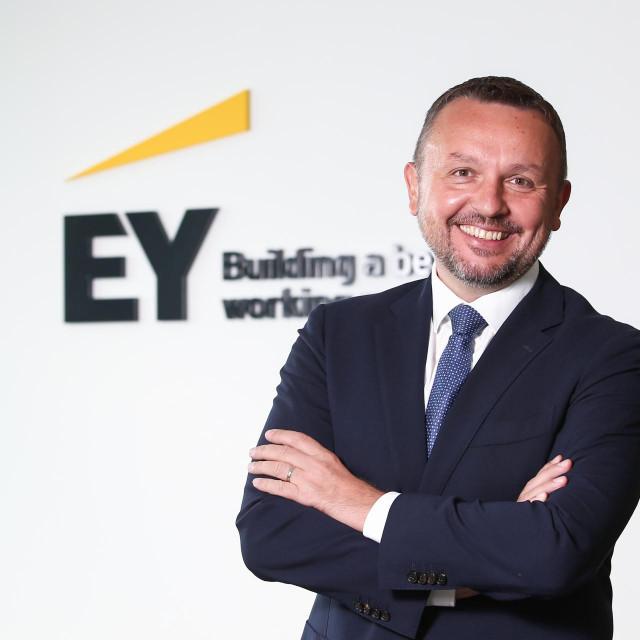 Berislav Horvat, Country Managing Partner u EY-u Hrvatska