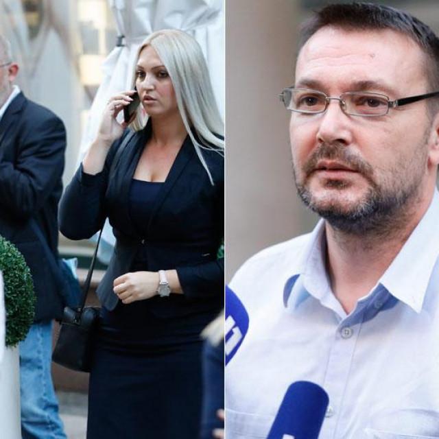 Davorko Vidović,Marina Bilić Opačak i Arsen Bauk