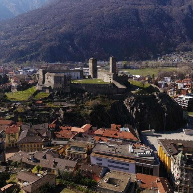 National Geographic_Europa iz zraka_Švicarska