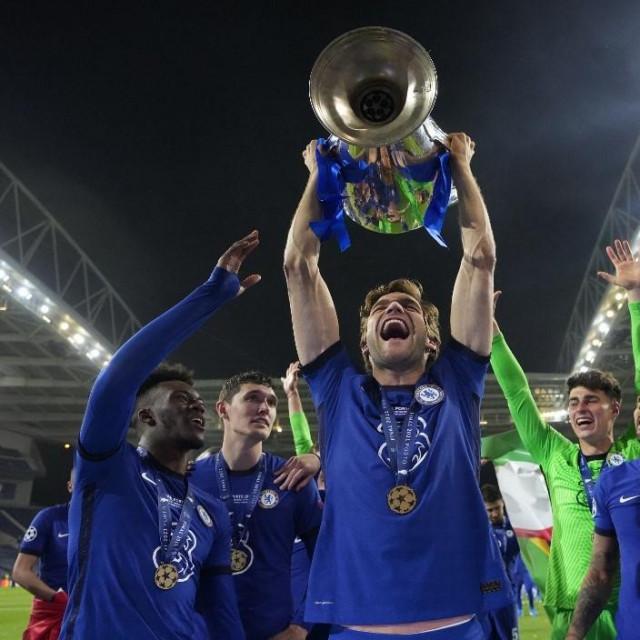Naslov ove sezone brani Chelsea