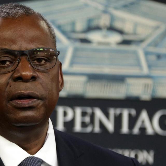 Lloyd Austin, američki ministar obrane