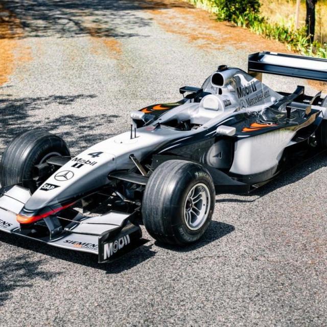 McLaren MP4-17A-0