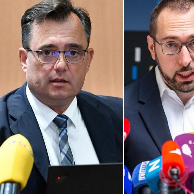 Damir Vanđelić, Tomislav Tomašević, Darko Horvat