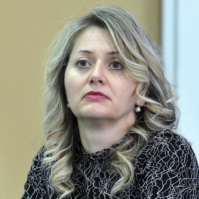 Ivana Pavić Šimetin, zamjenica ravnatelja HZJZ-a