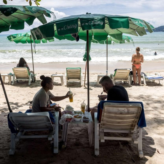 Plaža na otoku Phuket