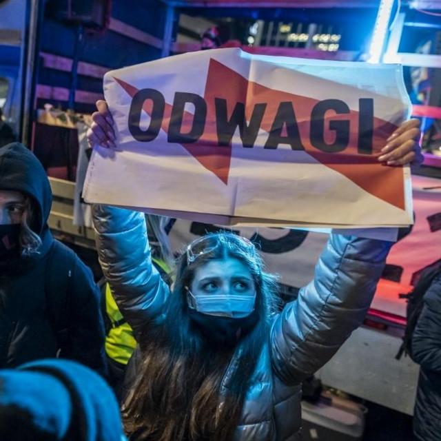 Prosvjedi za prava žena