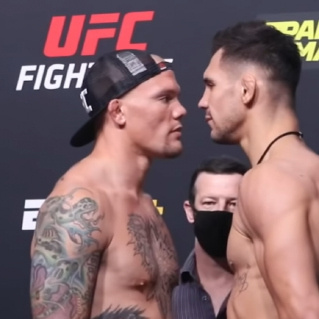 Anthony Smith vs. Aleksandar Rakić