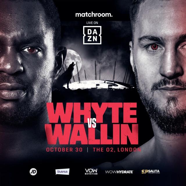 Dillian Whyte vs Otto Wallin