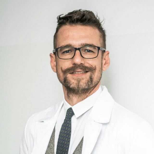 dr. Natko Beck, specijalist radiologije