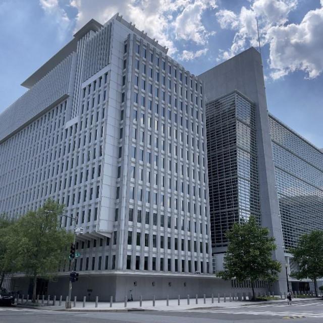 Zgrada Svjetske banke u Washingtonu