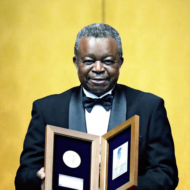 Dr. Jean-Jacques Muyembe