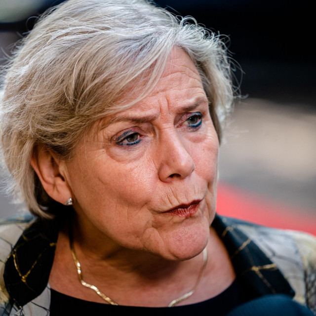 Bivša nizozemska ministrica obraneAnk Bijleveld