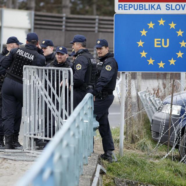 Slovenska policija/Ilustracija
