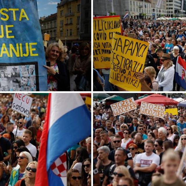 'Festival slobode' u Zagrebu