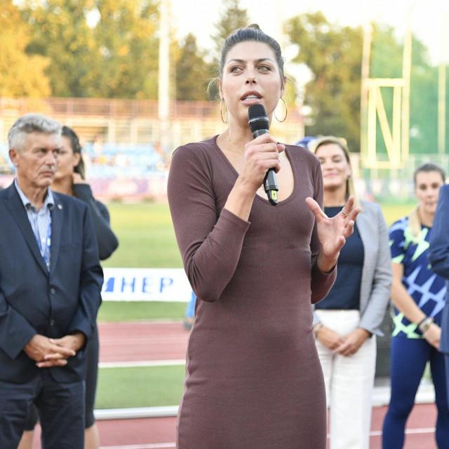 Blanka Vlašić na Hanžeku je dobila nagradu za životno djelo