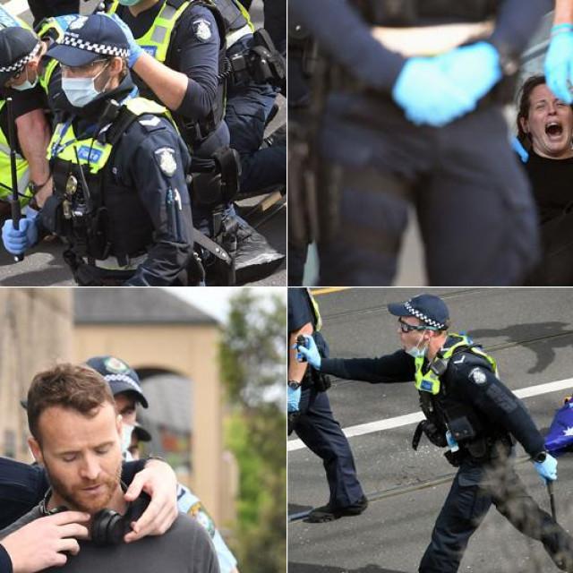 Prosvjedi u Melbourneu i Sydneyju
