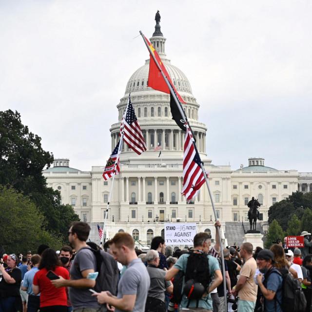 Prosvjed u Washingtonu