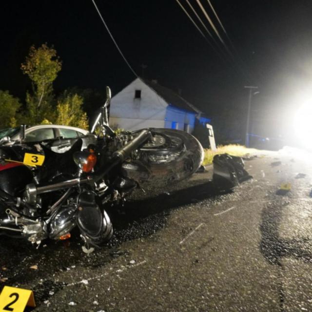 Prometna nesreća u Končanici