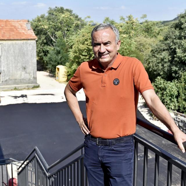 Načelnik Ante Baran