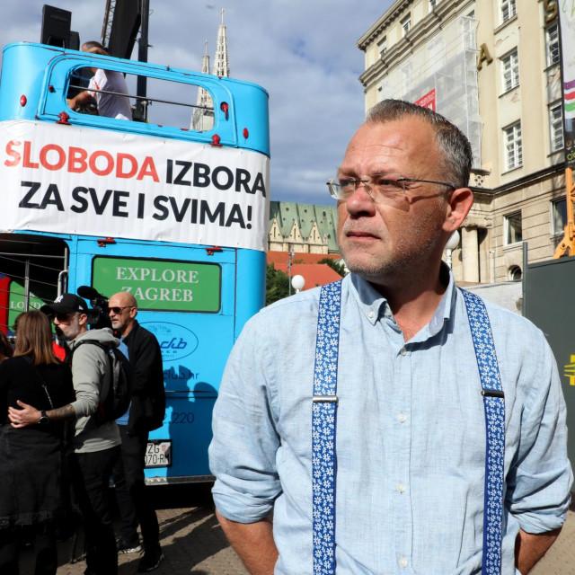 Zlatko Hasanbegović na Festivalu slobode