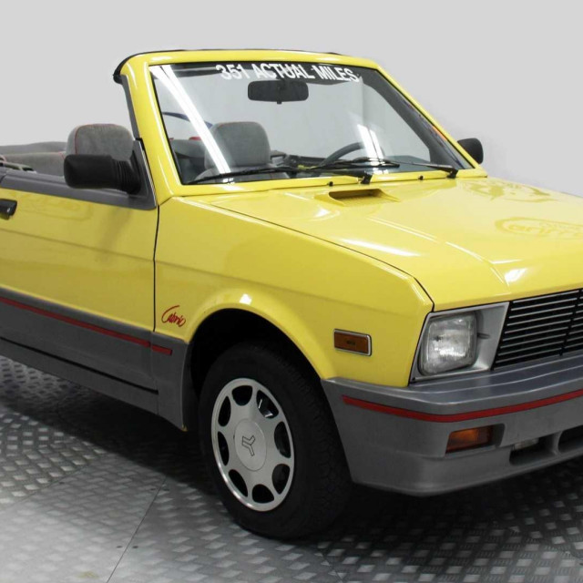 Yugo Cabrio 1990.