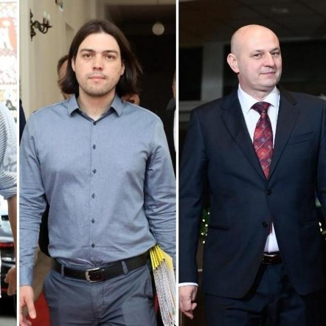 Zlatko Hasanbegović, Ivan Vilibor Sinčić, Mislav Kolakušić i Velimir Bujanec
