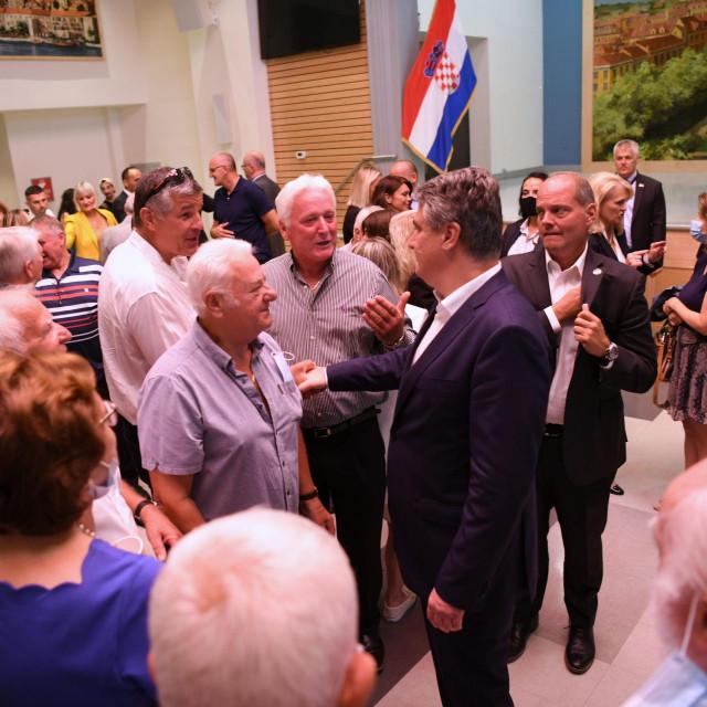 Susret predsjednika s Hrvatima u New Yorku