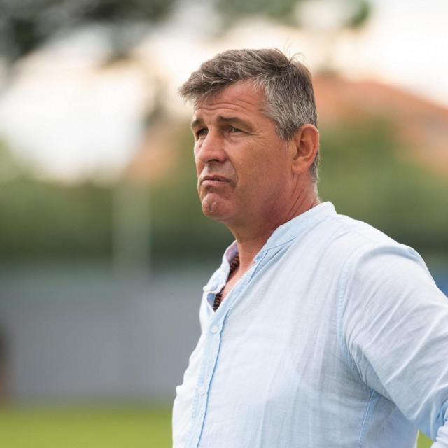 Krešimir Sunara, trener Primorca iz Biograda