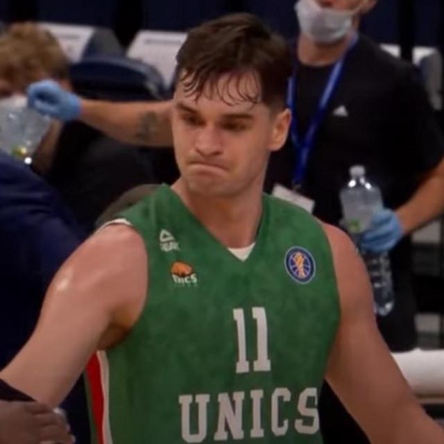 Mario Hezonja u dresu Kazanja