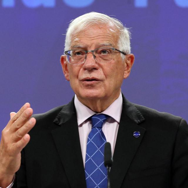 Josep Borrell, visoki predstavnikEU-a za vanjsku i sigurnosnu politiku<strong> </strong>