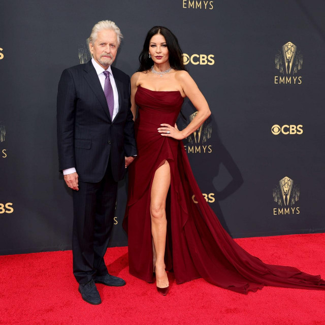Michael Douglas i Catherine Zeta-Jones