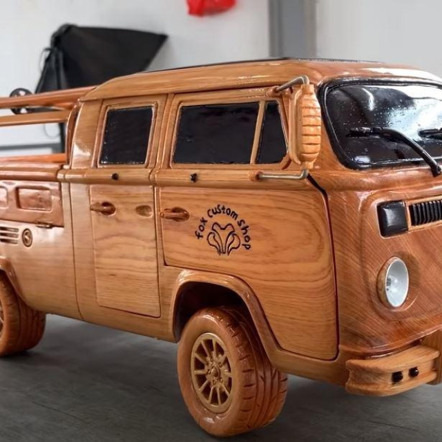Drveni VW Type 2