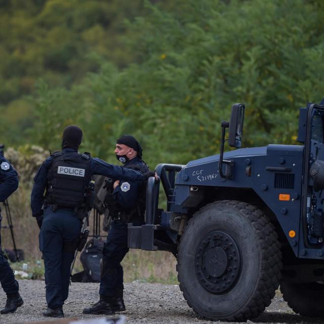 Specijalna jedinica kosovske policije ROSU
